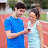 teaser image - Die Trainerschaft und das Verbinden mit anderen Athleten