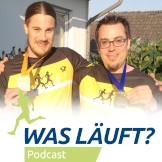 """teaser image - Tredict im """"Was läuft?""""-Podcast und im Harlerunner-Laufblog"""