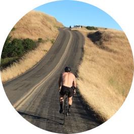 Verletzungen und Krankheiten beim Fahrradfahren